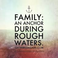 family is an anchor