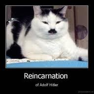 Hitler reincarnate